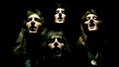 Queen's 'Bohemian Rhapsody' now most-streamed 20th century song