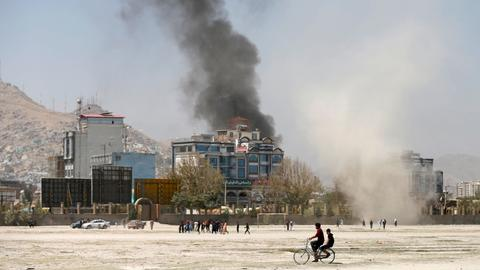 Attack on Afghan intelligence service team kills four