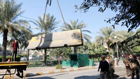 Walls and barricades are slowly coming down in post-Daesh Iraq