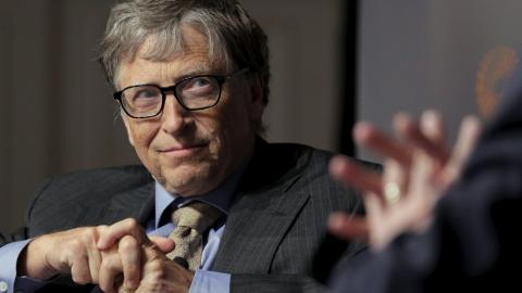 World's eight richest men are as wealthy as half the planet