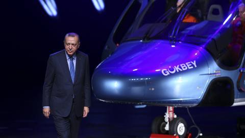 Turkey to start operation in east of Euphrates in few days - Erdogan