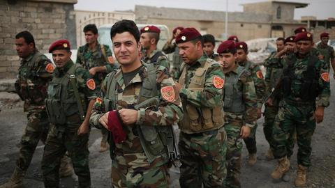 Most of 21 Daesh inmates recaptured after escape from Iraqi jail