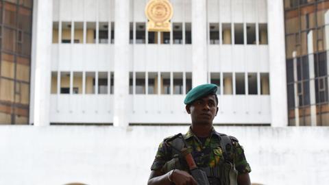 Sri Lanka's top court declares president's actions unlawful