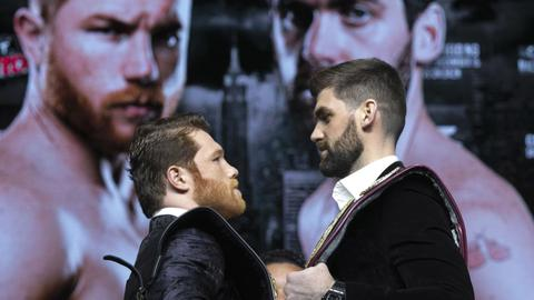 Alvarez and Fielding say they're ready for super middleweight bout