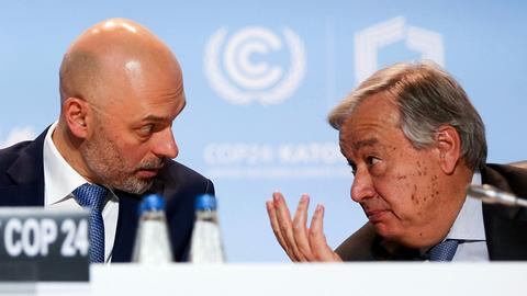 UN climate summit set for tense finale as nations sound alarm