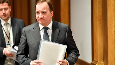 Swedish politics deadlocked after PM vote, new election looms