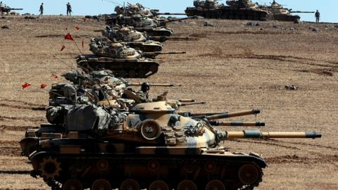 Turkey to continue 'counter-terror' operation in Iraq's Sinjar