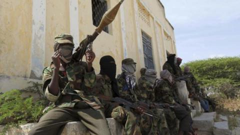 US says new airstrike in Somalia kills eight al Shabab militants