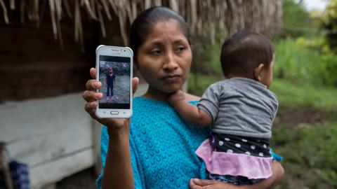 Guatemalan girl's family disputes US report on her death