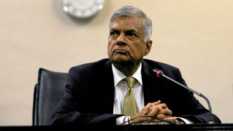 Wickremesinghe reinstated as Sri Lanka's PM