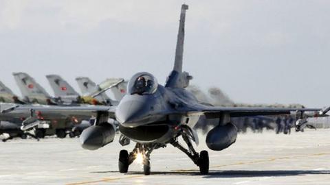 Turkish military 'neutralises 10 PKK terrorists' in northern Iraq