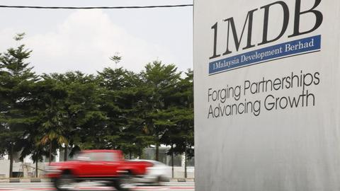 Charges filed against Goldman Sachs in Malaysia 1MDB probe