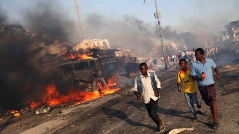 At least 62 Al Shabab terrorists killed in Somalia by US air strikes