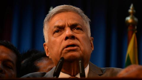 Ranil Wickremesinghe's luck hasn't run out