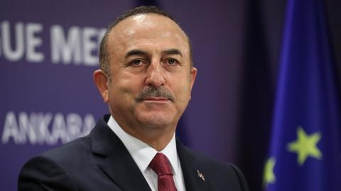 Turkey backs plan to rewrite Syria's constitution – FM Cavusoglu