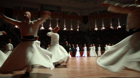 Turkey marks Rumi's 'union with God'