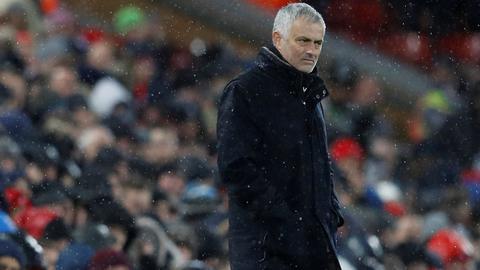 Jose Mourinho and Manchester United part ways