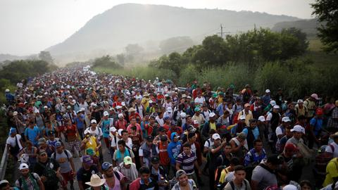 Over 4,000 people died on migratory routes in 2018 - report