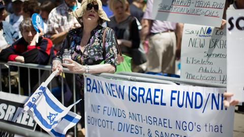 Anti-BDS laws in the US aim to control dissent in Israel