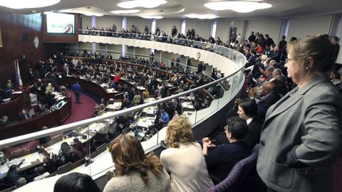 Nevada elects the first majority-women state legislature in the US