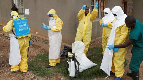 Ebola death toll in DR Congo climbs to 271