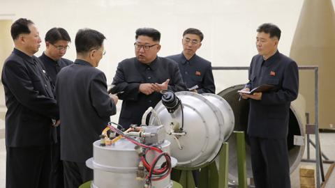 North Korea says it won't denuclearise unless US removes threat