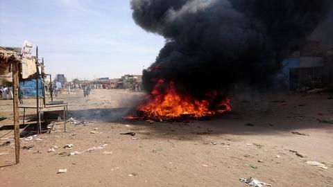 Sudan protests spread to the capital city