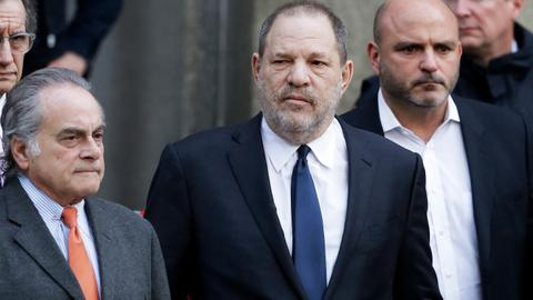 Judge refuses to dismiss sex assault charges against Harvey Weinstein