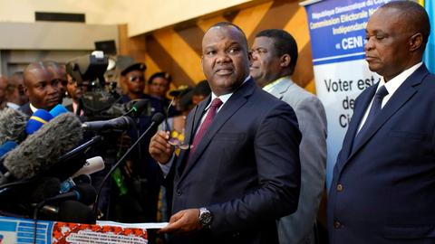 DRC delays presidential vote until December 30
