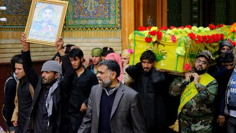 Will pro-Iranian militias leave Syria after the American pull-out?