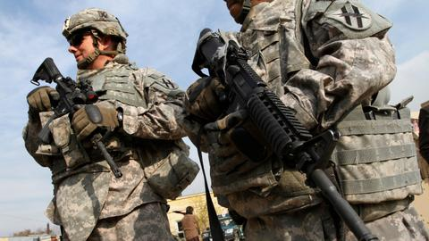 US considering significant troop withdrawal from Afghanistan - officials