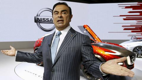 Nissan's ousted chairman Ghosn re-arrested