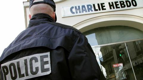 French suspect linked to Charlie Hebdo killers arrested in Djibouti