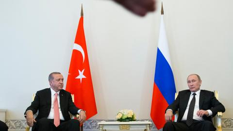 Turkey has no reason to jeopardise its S-400 contract with Russia