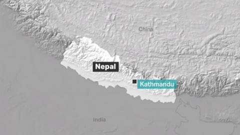 Nepal bus crash kills at least 21