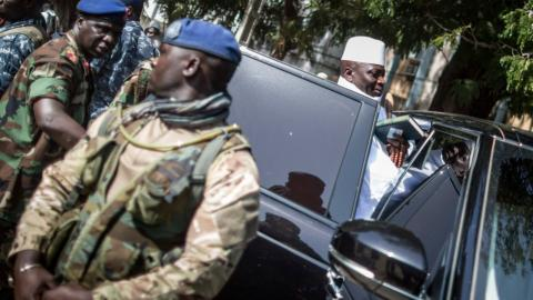 All eyes on Gambia as political showdown looms