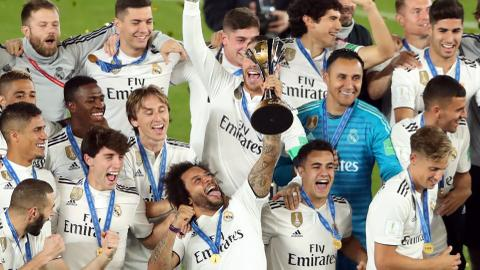 Real Madrid beat Al Ain 4-1 in Club World Cup final