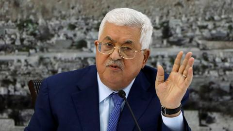 Abbas says he will dissolve Hamas-controlled Palestinian parliament