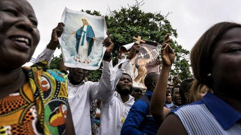 Catholic church in DRC warns against further delay in vote