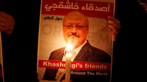 Israeli report: ignore Khashoggi killing to preserve Saudi alliance