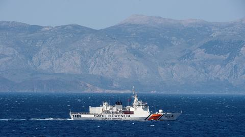 Turkey-Greece sea border dispute could hurt Turkey if status quo disturbed