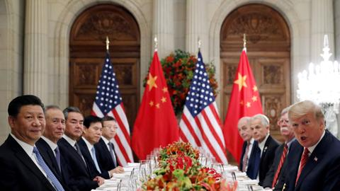 US team to visit China for talks amid tariff truce – report