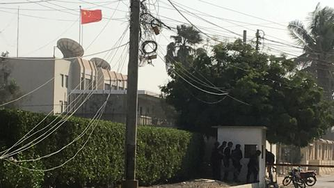 Mastermind of Chinese Consulate attack in Karachi killed in Afghanistan