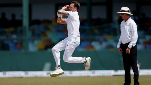 Steyn hailed as South Africa's greatest fast bowler