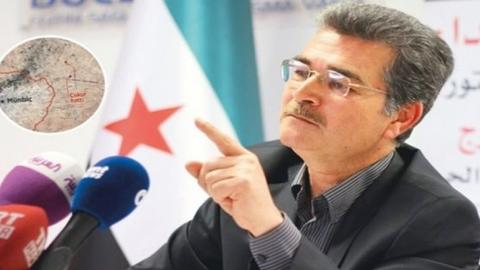 Syria's Turkmen express support for Ankara's operation against YPG