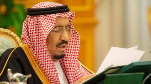Saudi king changes foreign minister after Khashoggi fallout
