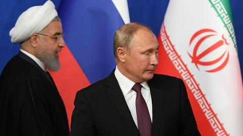 Will Russia be the ultimate winner in the Syrian conflict?
