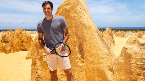 Tennis star Roger Federer reveals retirement ambitions