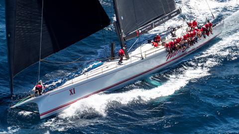 Wild Oats XI clinch record ninth Sydney-Hobart race