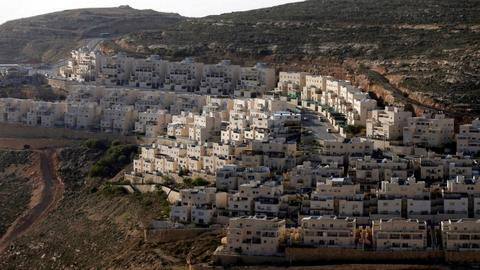 Israel approves over 2,100 Jewish-only homes in occupied West Bank